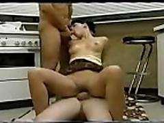 Very nice girl get an assfuck