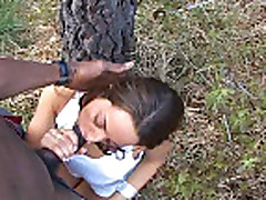 Shaina Arab fuck in forest