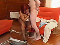 Pantyhose Mature 12