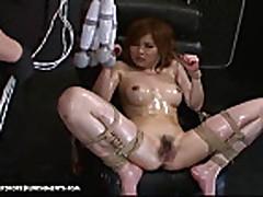 Punishment of Ayumi: Toy overload