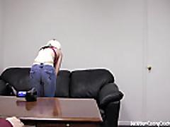 Porn Audition FAIL