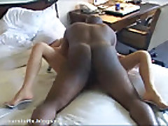 Amateur MILF Skylar - Firs Black Cock part2