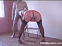Super slutty Russian wife