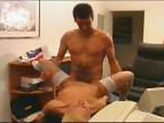 Sperm therapy - Scene 01