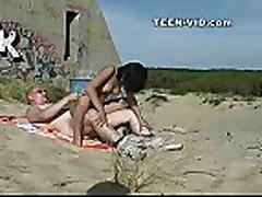 teen beach fuck
