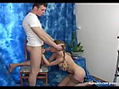 Russian Teen Olia Anal Fun